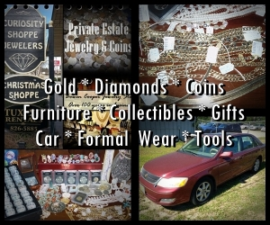 ESTATE, JEWELRY, & COIN LIQUIDATION