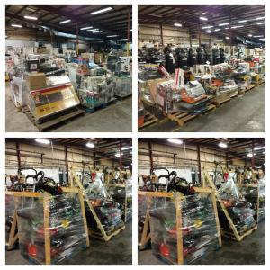 LARGE PALLET SALE - TOOLS AND HOMEGOODS