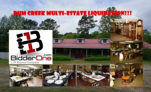 MAY MULTI-ESTATE LIQUIDATION, RUM CREEK