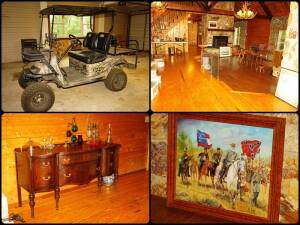 FARMHOUSE ESTATE LIQUIDATION, JULIETTE / JONES COUNTY
