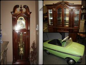 JULY ESTATE AUCTION ON VINEVILLE