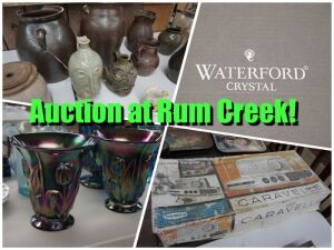 AUCTION AT RUM CREEK