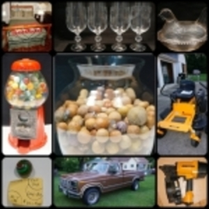 EXCELLENT BYRON / POWERSVILLE ESTATE & MARBLE AUCTION