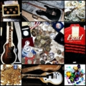 Seized Assets Auction Jewelry Coins Guitars