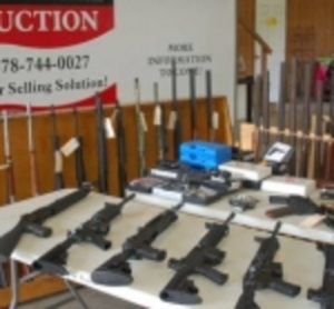 September Firearms Auction 2014