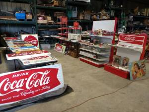 AWESOME COCA-COLA & ESTATE COLLECTION
