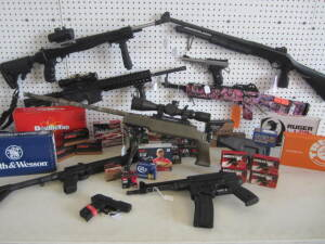 Firearm Auction- Seized and Unclaimed