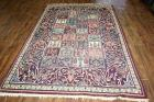 COUNTRY PATCHWORK RUG, 5 FT 5 IN X 7 FT 10 IN