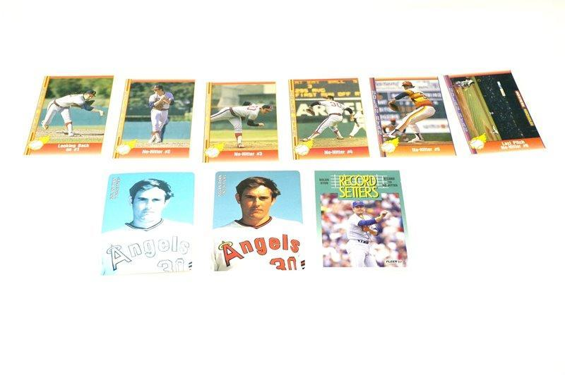 1992 Baseball Cards Including Mothers Cookies Pacific And Fleer