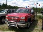 2004 Chevrolet Avalanche Pickup 1500 V8, 5.3L