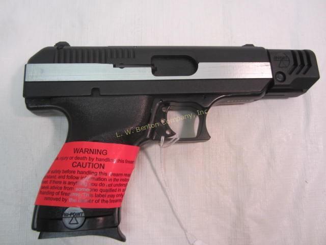 HI-POINT CF380 Pistol 380 New In Box Manufacturer HI-POINT