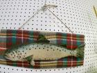 TROUT FISH WALL HANGING