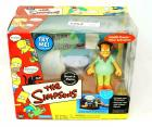 THE SIMPSONS INTERACTIVE BOWL-O-RAMA ENVIRONMENT TOY IN ORIGINAL BOX