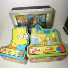 THE SIMPSONS TRIVIA GAME, BART'S TRIVIA GAME, AND FLOMOTION THE SIMPSONS FRAME