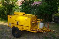 INDUSTRIAL PELSUE METRO 4 PROPANE POWERED GENERATOR / TRAILER