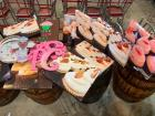 Group Lot Cup Cake Decor