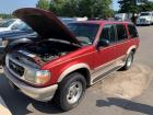 1998 Ford Explorer Multipurpose Vehicle (MPV)