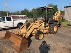 Ford 455C Backhoe