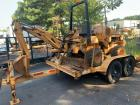 Astec Trencher with Tilt Trailer