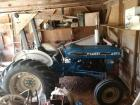 3910 FORD TRACTOR .(SEE VIDEO BELOW)TRACTOR HAS BEEN USED TO MOW PROPERTY AND IS WORKING PROPERLY ACCORDING TO THE SELLER.TRACTOR RUNS AND DRIVES VERY GOOD.REAR TIRES ARE IN VERY GOOD CONDITION.