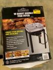 10 Qt. Double Fish Fryer