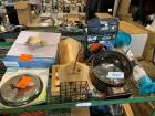 Misc. Group Lot Bird Feeder, Thermometer Etc..
