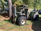 1981 Military Forklift. SEE VIDEO BELOW.