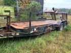 2007 Better Built - approx. 7 X 20 Trailer - With ramps - 8 Lug