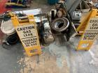 MISC LOT TO INCLUDE T.V. ,SIGNS,AIRCOMPRESSOR,DEWALT CIRCULAR SAW AND MORE