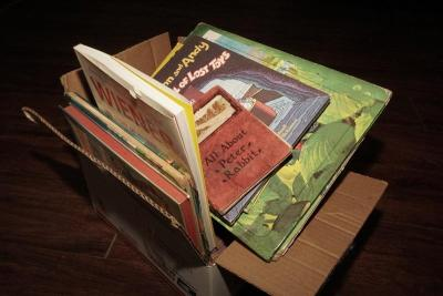 VINTAGE CHILDREN'S BOOKS AND MORE