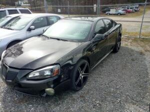 2004 Pontiac Grand Prix Sedan GT1 V6, 3.8L