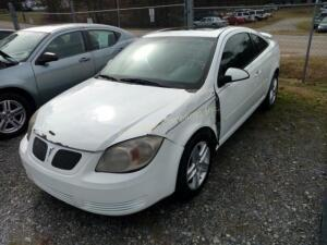 2008 Pontiac G5 Coupe Base I4, 2.2L