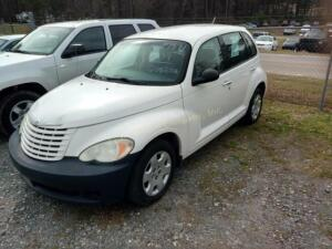 2009 Chrysler PT Cruiser Wagon Base I4, 2.4L