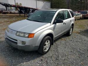 2003 Saturn Vue SUV Base V6, 3.0L