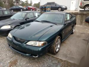 1996 Ford Mustang Coupe GT V8, 4.6L
