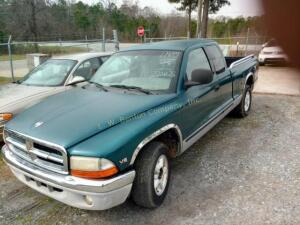 1998 Dodge Dakota Pickup Base V6, 3.9L