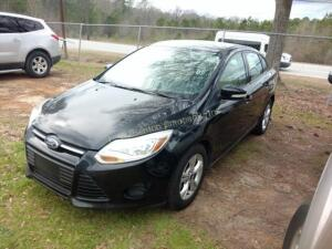 2013 Ford Focus Sedan SE I4, 2.0L