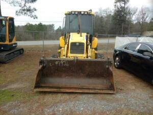 New Holland 75B Backhoe