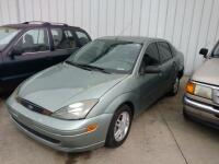 2003 Ford Focus Sedan SE I4, 2.3L
