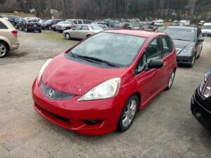 2009 Honda Fit Hatchback Sport I4, 1.5L