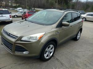 2013 Ford Escape SUV SE I4, 2.0L T