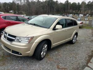 2010 Dodge Journey SUV SXT V6, 3.5L