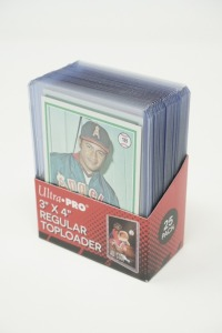 1978 TOPPS BASEBALL CARDS IN HARD PLASTIC COVERS