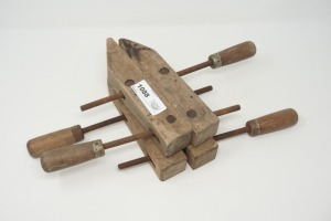 OLD FURNITURE CLAMPS