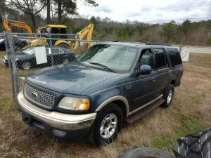 1999 Ford Expedition SUV XLT V8, 5.4L