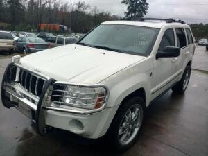 2005 Jeep Grand Cherokee SUV Limited V8, 5.7L