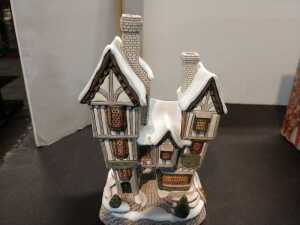 DAVID WINTER COTTAGES COLLECTION BY ENESCO