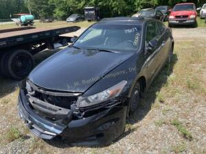 2012 Honda Accord Coupe EX-L V6 V6, 3.5L