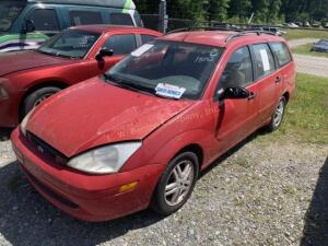 2000 Ford Focus Wagon SE I4, 2.0L