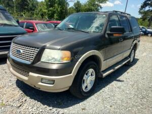 2006 Ford Expedition SUV Eddie Bauer V8, 5.4L